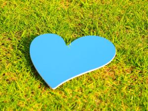 澄み渡る青空のような心