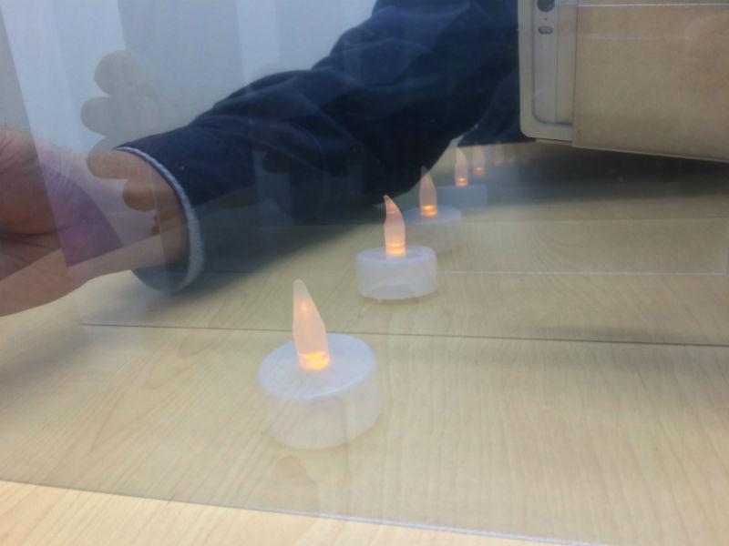 無限回廊実験2