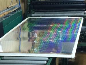 ホログラム原板