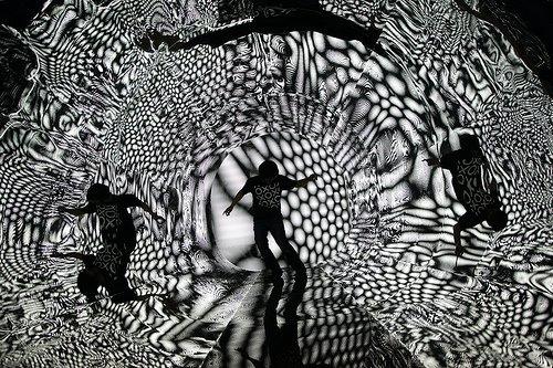 「White Dots Room」 oxoxo様インスタレーション作品